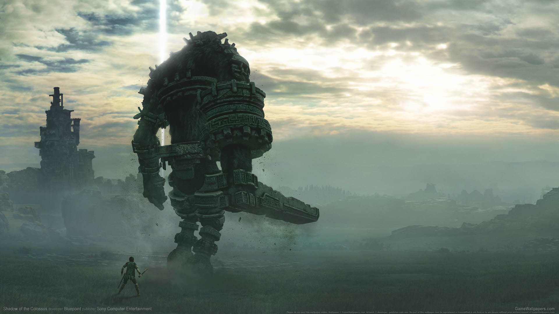 Shadow of the Colossus wallpaper 01 1920x1080