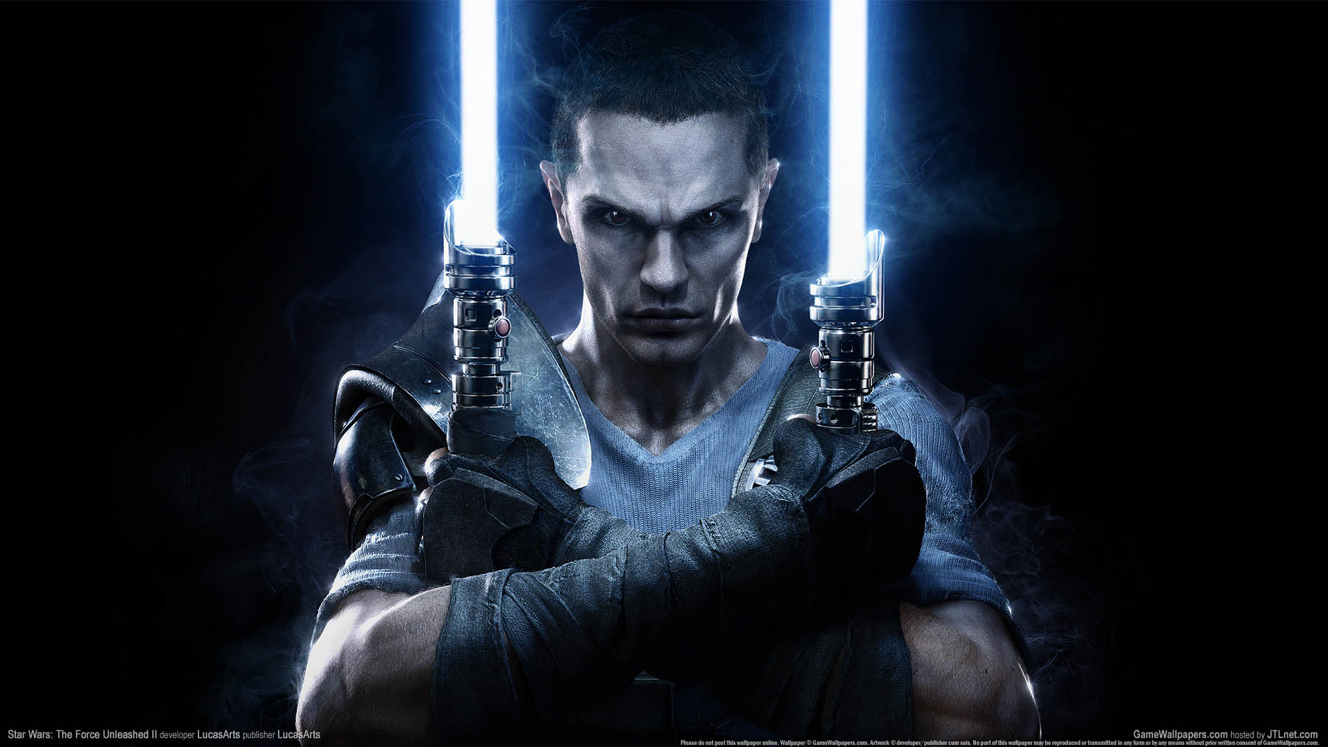 star wars: the force unleashed 2 wallpapers or desktop backgrounds