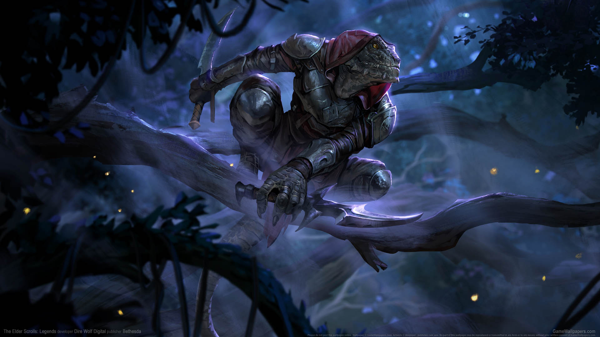 The Elder Scrolls: Legends Hintergrundbild 01 1920x1080