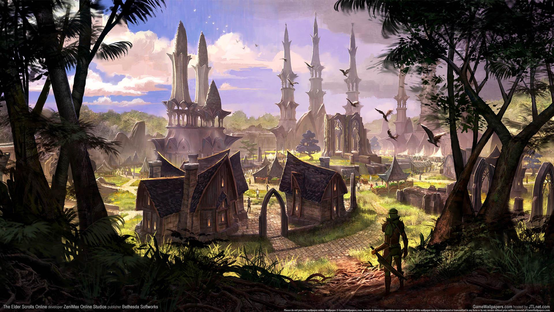 The Elder Scrolls Online Hintergrundbild 01 1920x1080
