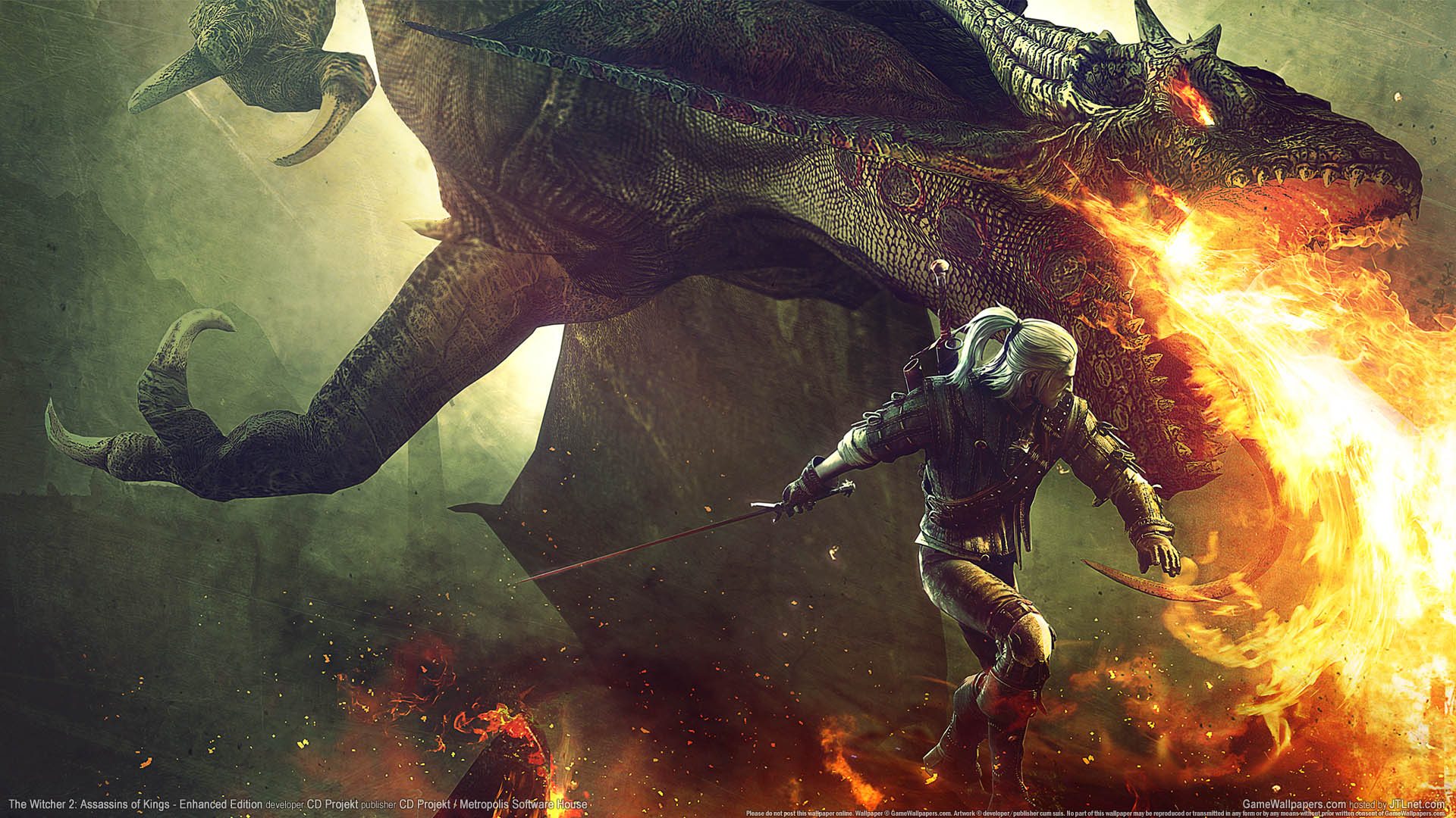 The Witcher 2: Assassins of Kings - Enhanced Edition wallpaper 01 1920x1080