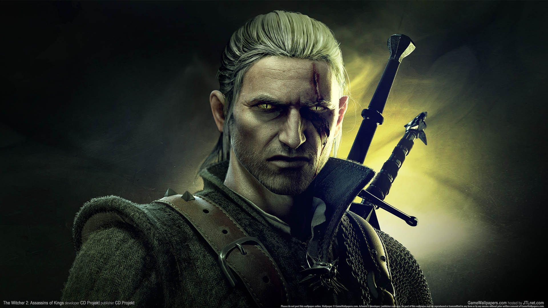 The Witcher 2: Assassins of Kings achtergrond 01 1920x1080