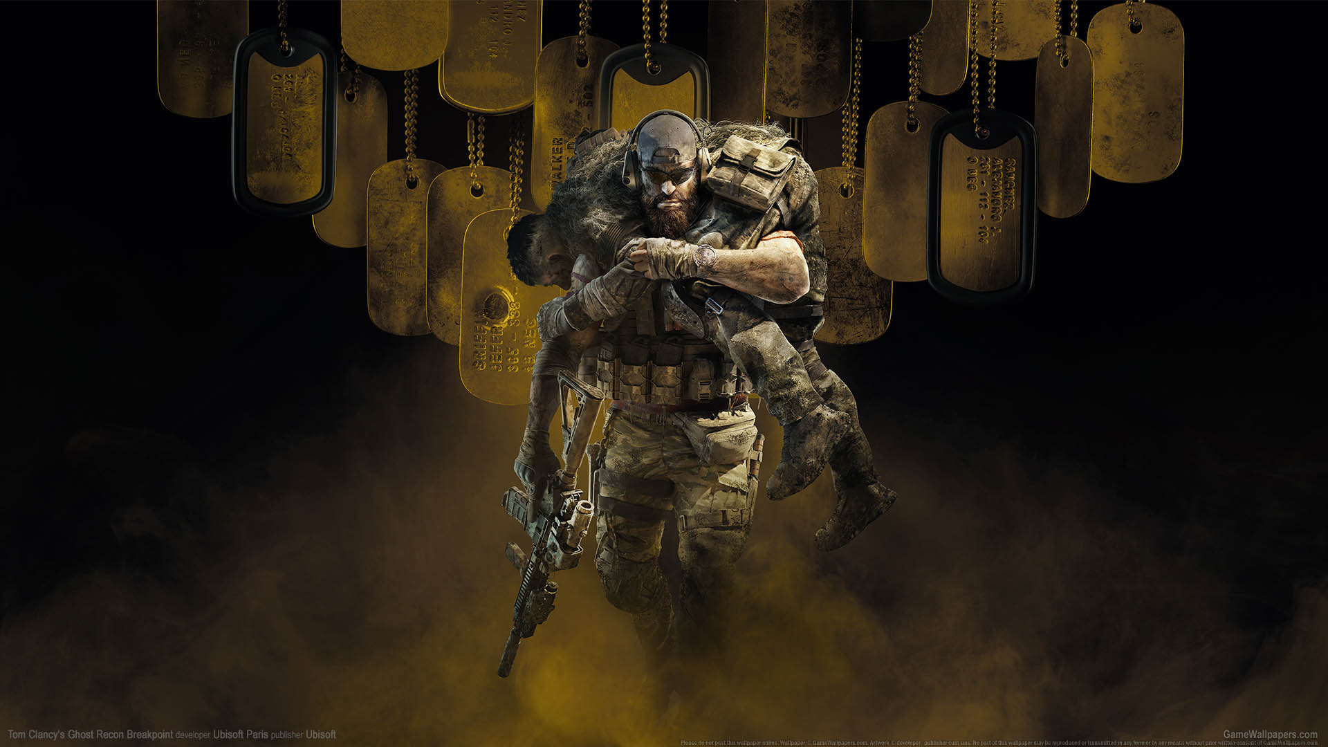 Tom Clancy's Ghost Recon Breakpoint wallpaper 01 1920x1080