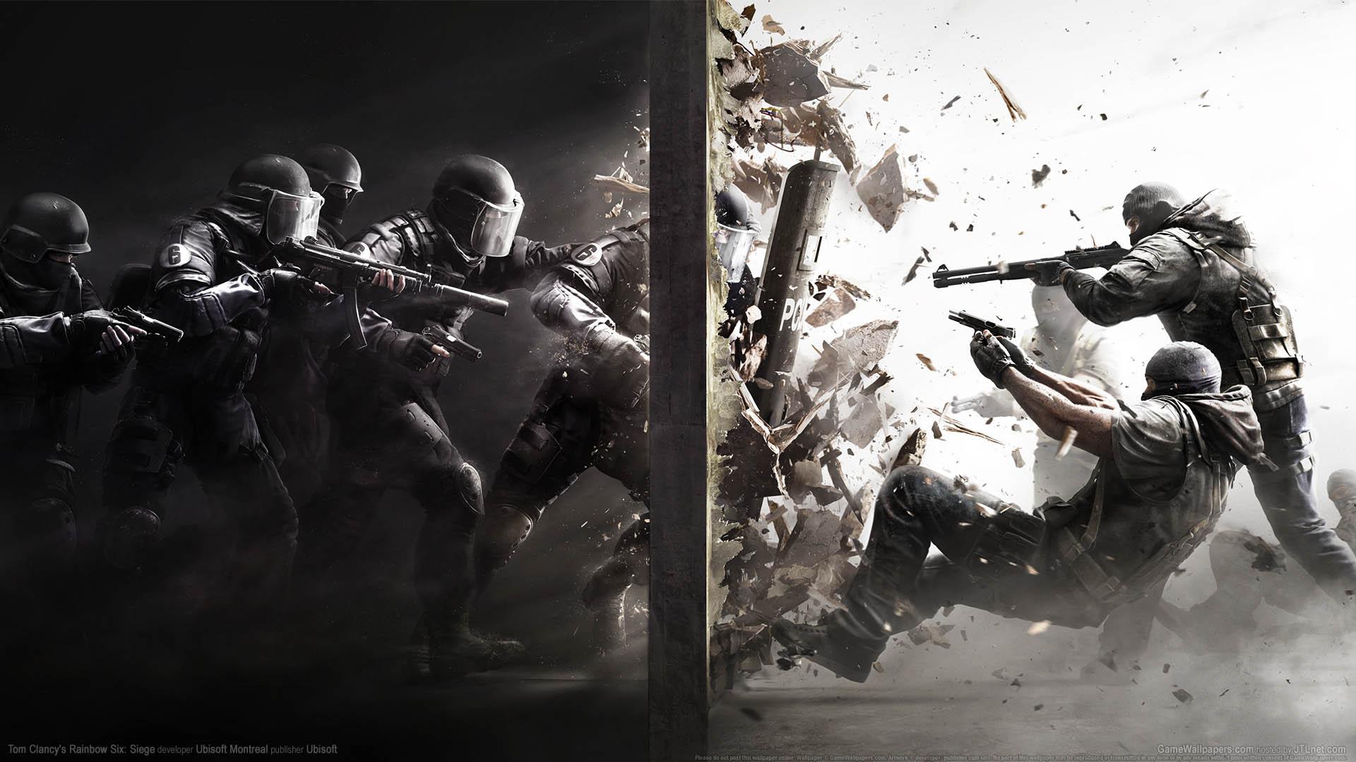 Tom Clancy's Rainbow Six: Siege wallpaper 01 1920x1080