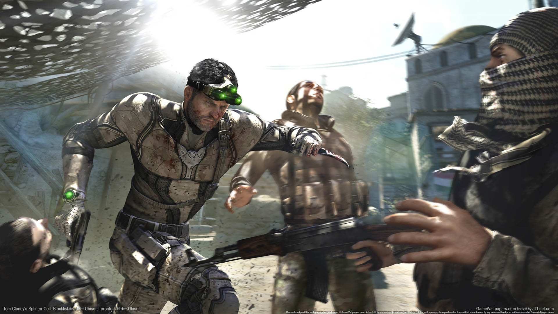 Tom Clancy's Splinter Cell: Blacklist Hintergrundbild 01 1920x1080