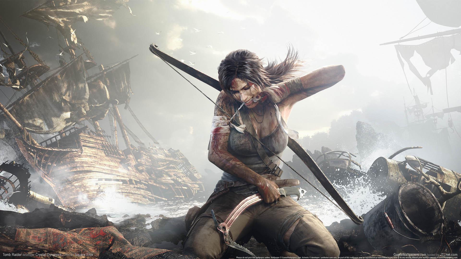 Tomb Raider Hintergrundbild 01 1920x1080
