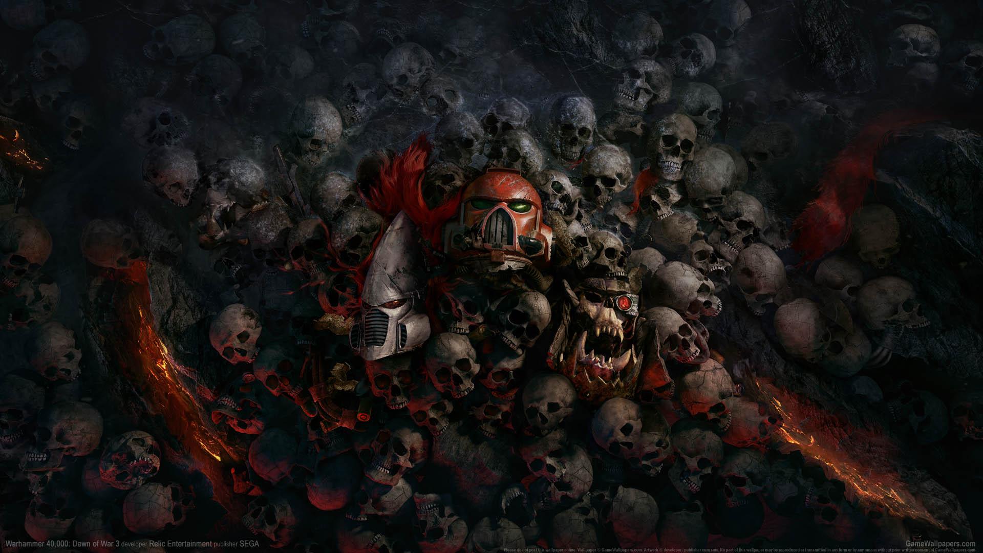 Warhammer 40,000: Dawn of War 3 Hintergrundbild 01 1920x1080