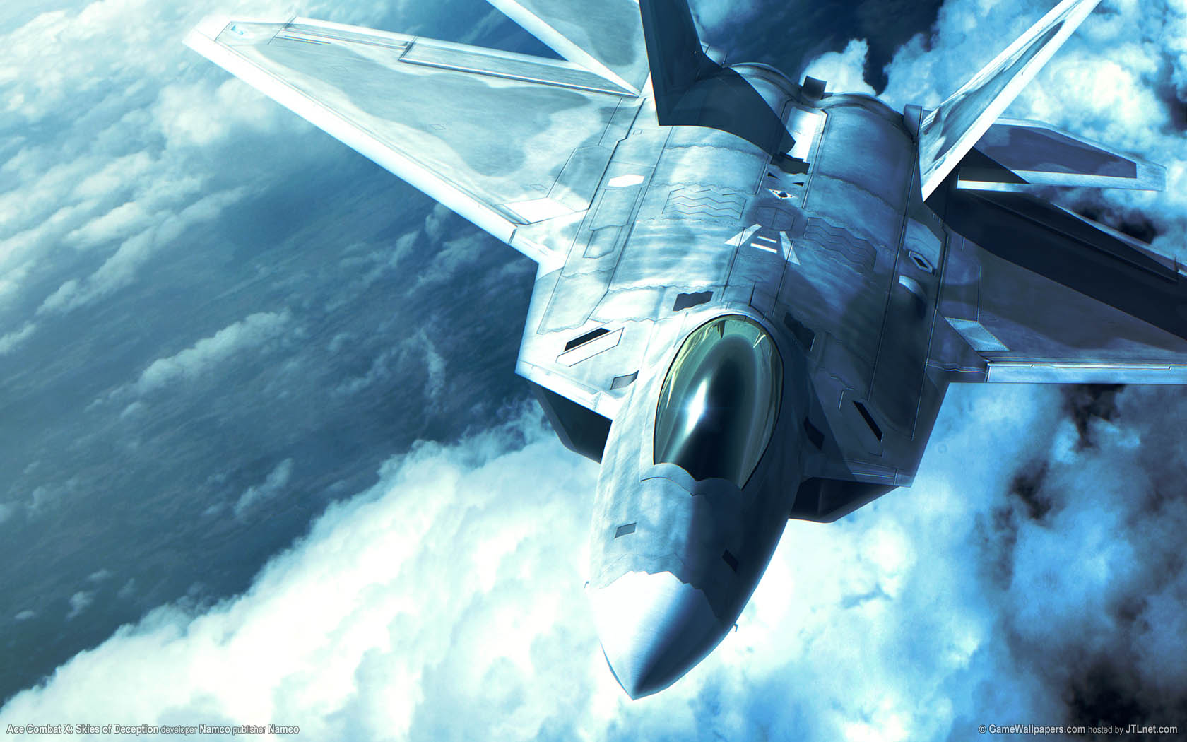 Ace Combat X: Skies of Deception Hintergrundbild 01 1680x1050
