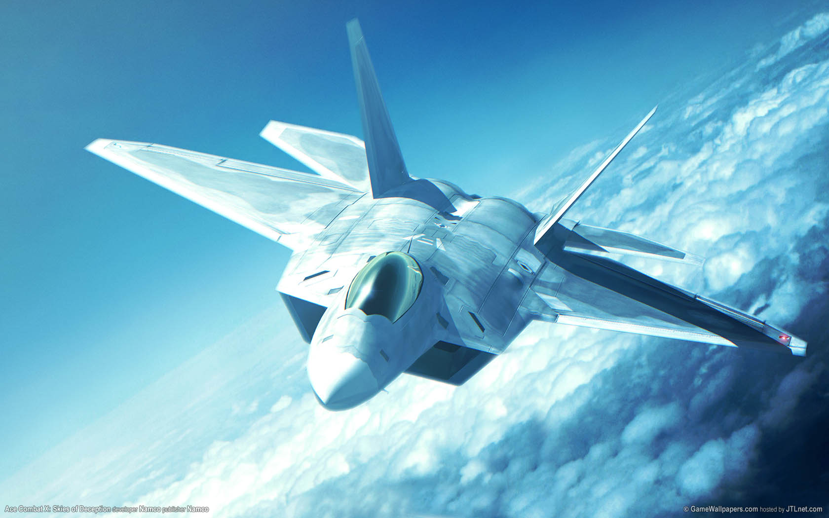 Ace Combat X: Skies of Deception wallpaper 02 1680x1050