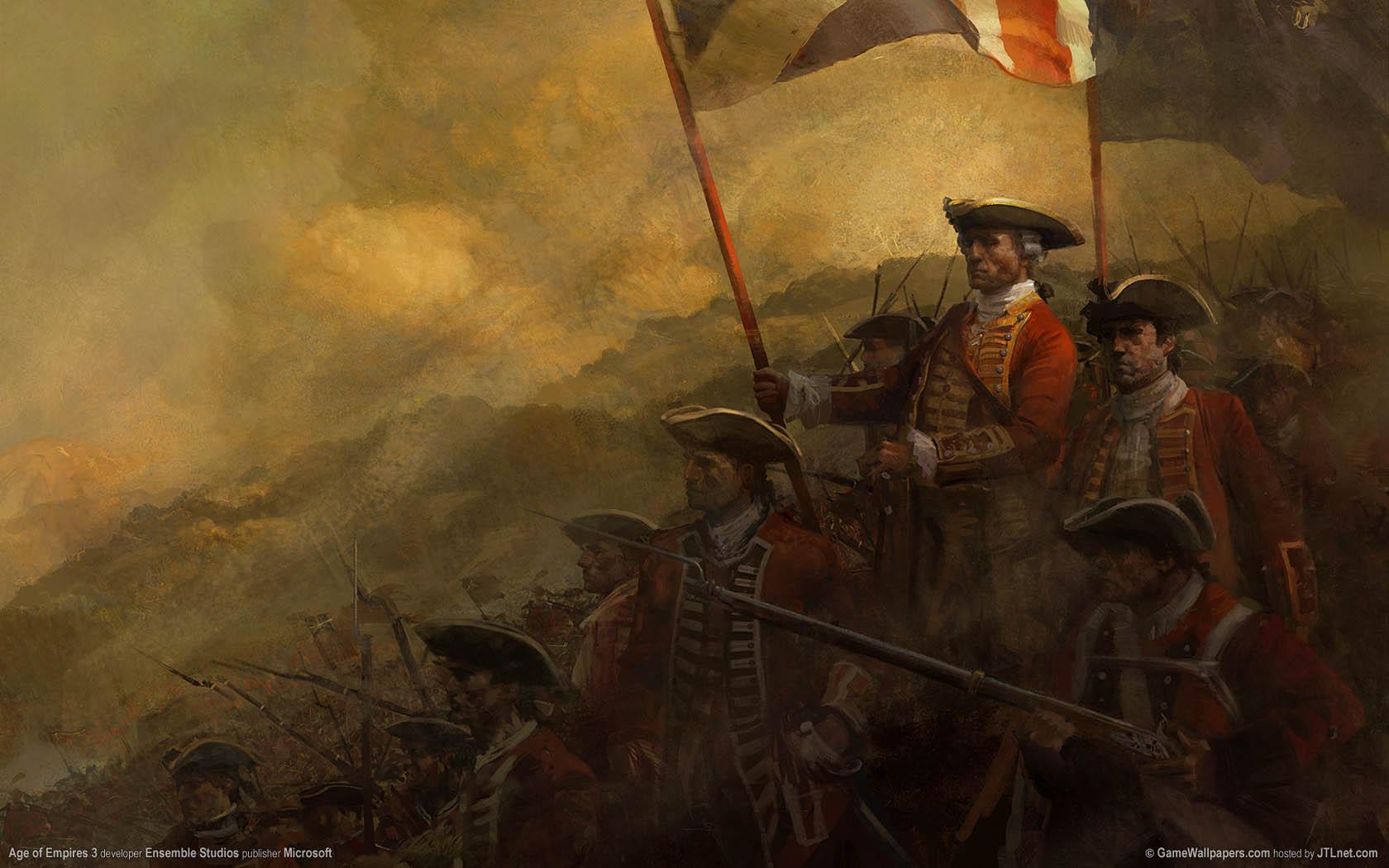 Age of Empires 3 fondo de escritorio 03 1680x1050