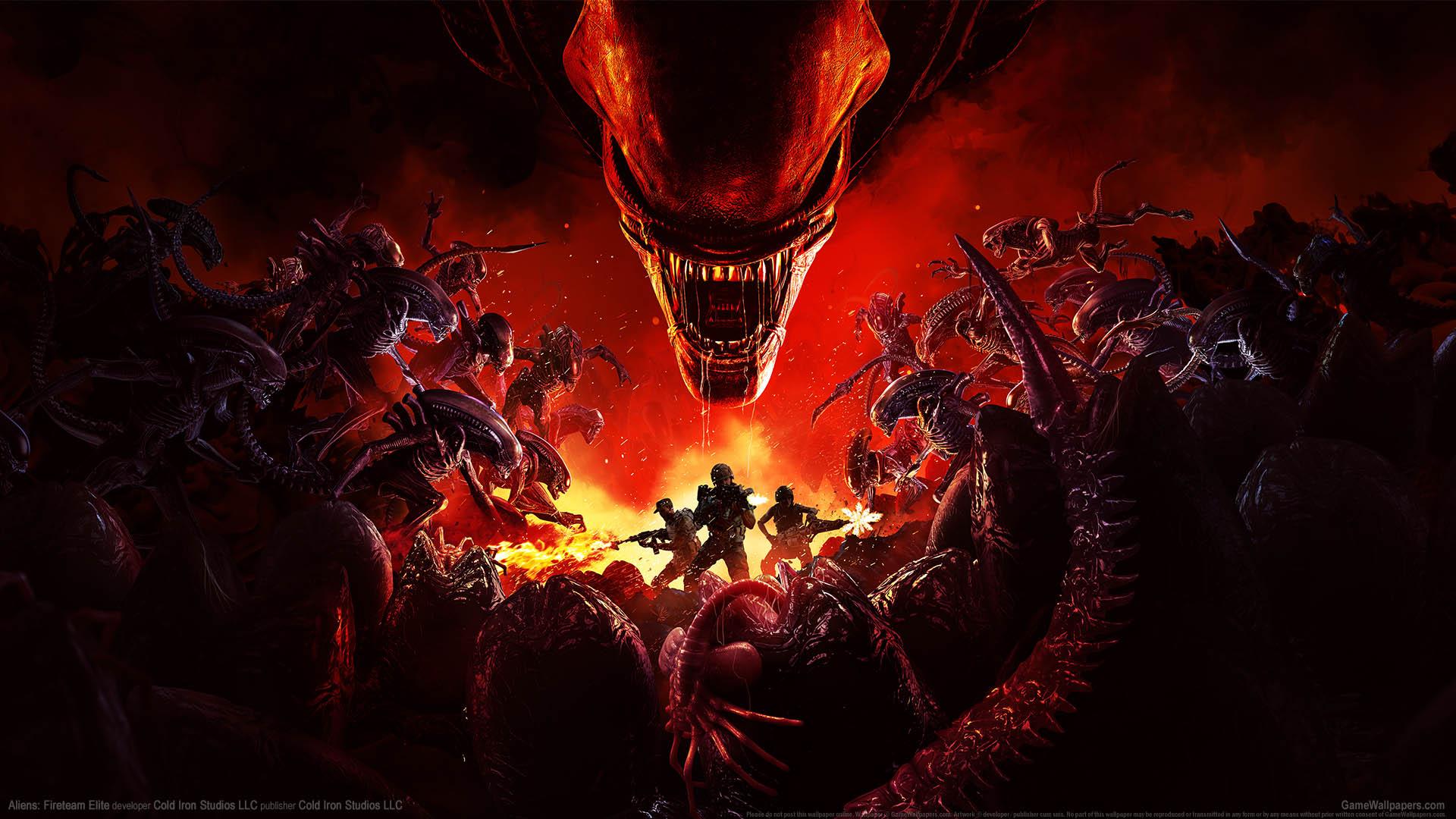 Aliens: Fireteam wallpaper 02 1920x1080