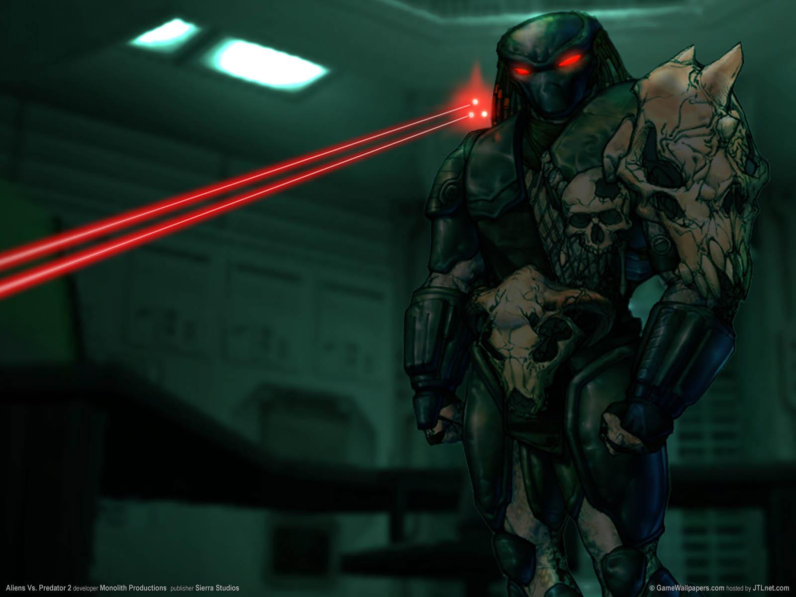 Aliens Vs. Predator 2νmmer=04 achtergrond  1600x1200