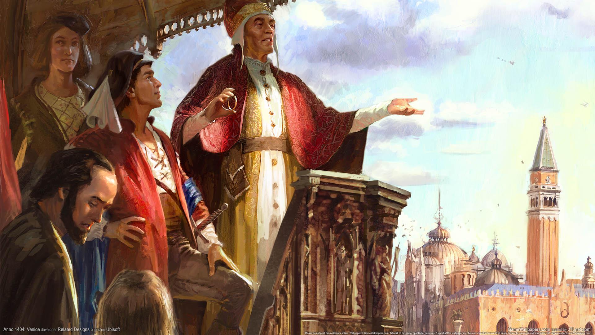 Anno 1404: Venice wallpaper 01 1920x1080