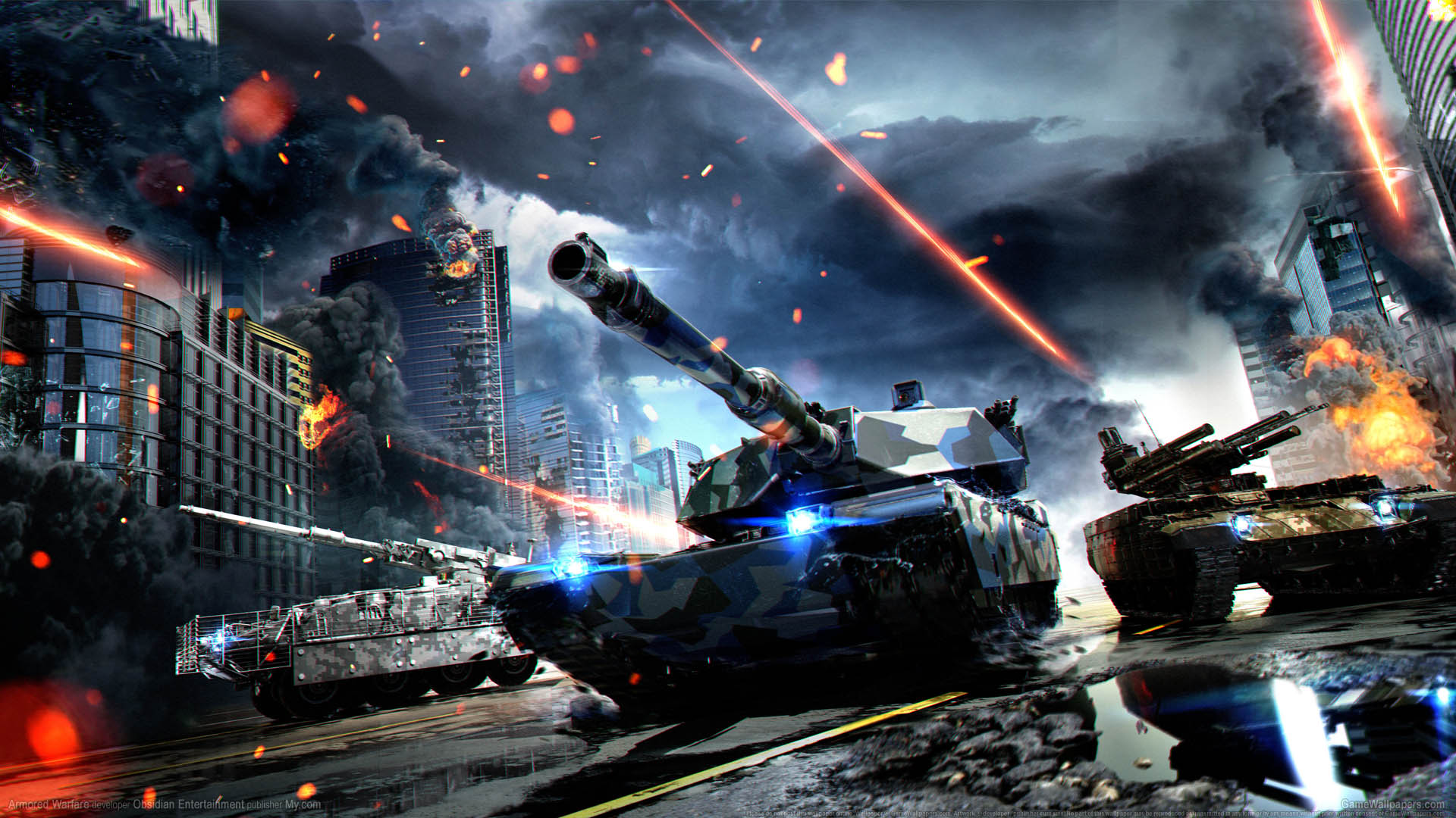 Armored Warfare wallpaper 03 1920x1080