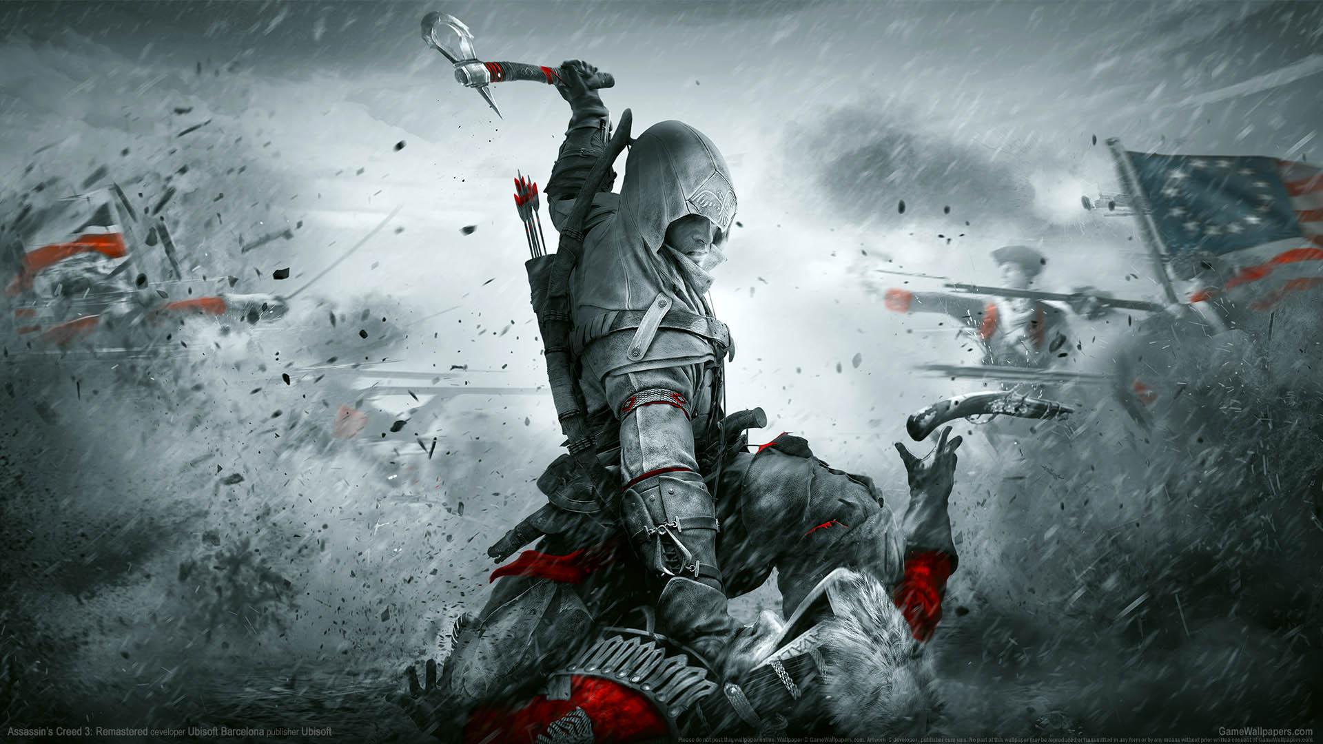 Assassin's Creed III: Remastered Hintergrundbild 01 1920x1080