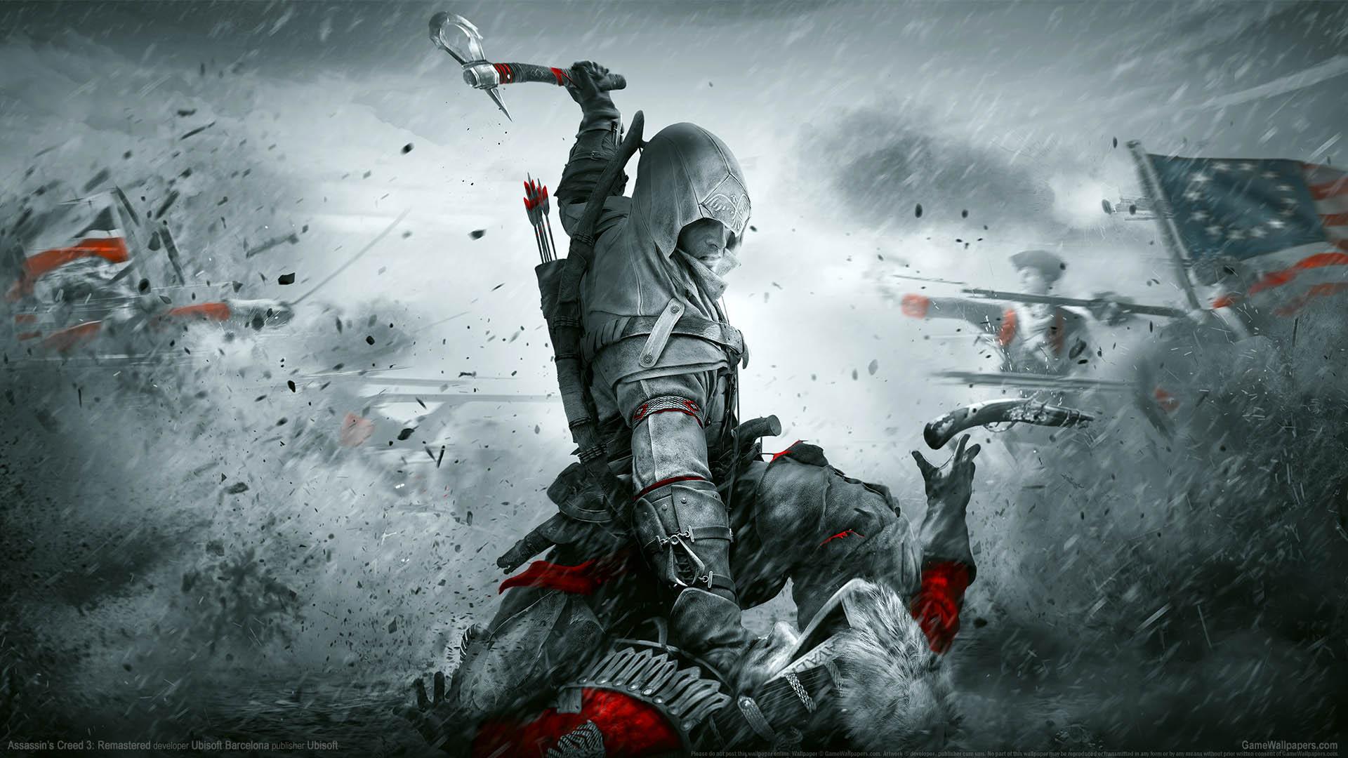 Assassin's Creed III: Remastered Hintergrundbild 01 1920x1080