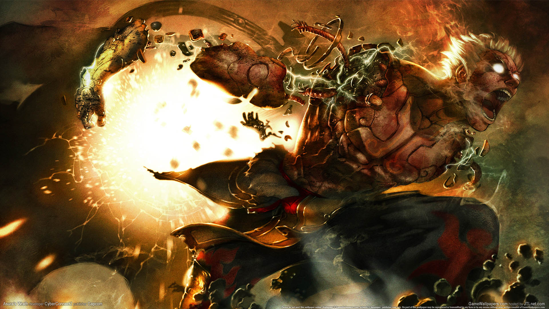 Asura's Wrath wallpaper 03 1920x1080