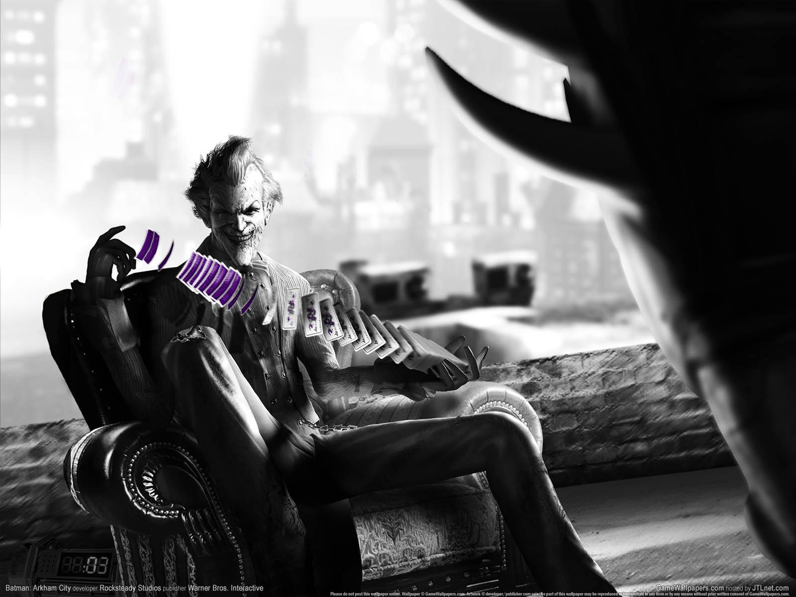 Batman: Arkham Cityνmmer=03 achtergrond  1600x1200