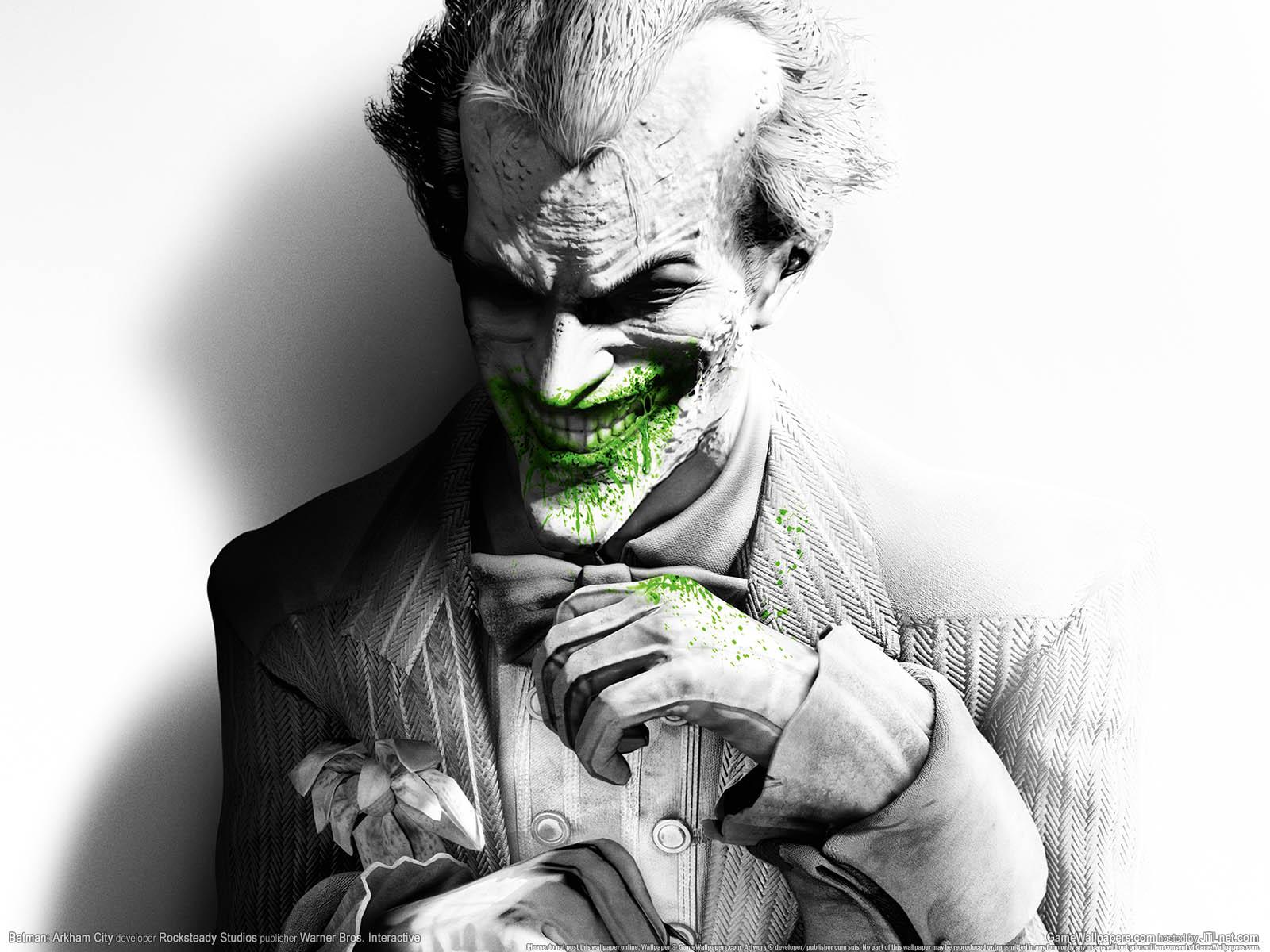 Batman: Arkham Cityνmmer=04 achtergrond  1600x1200