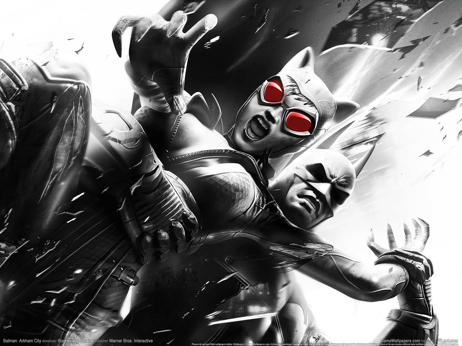 Batman: Arkham Cityνmmer=05 achtergrond  1600x1200