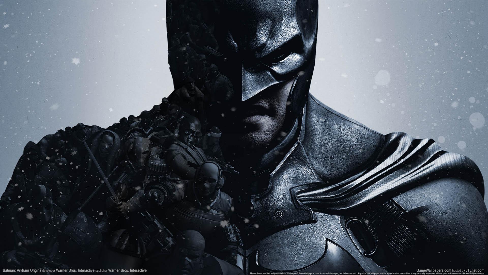 Batman Arkham Origins Wallpaper 02 1920x1080