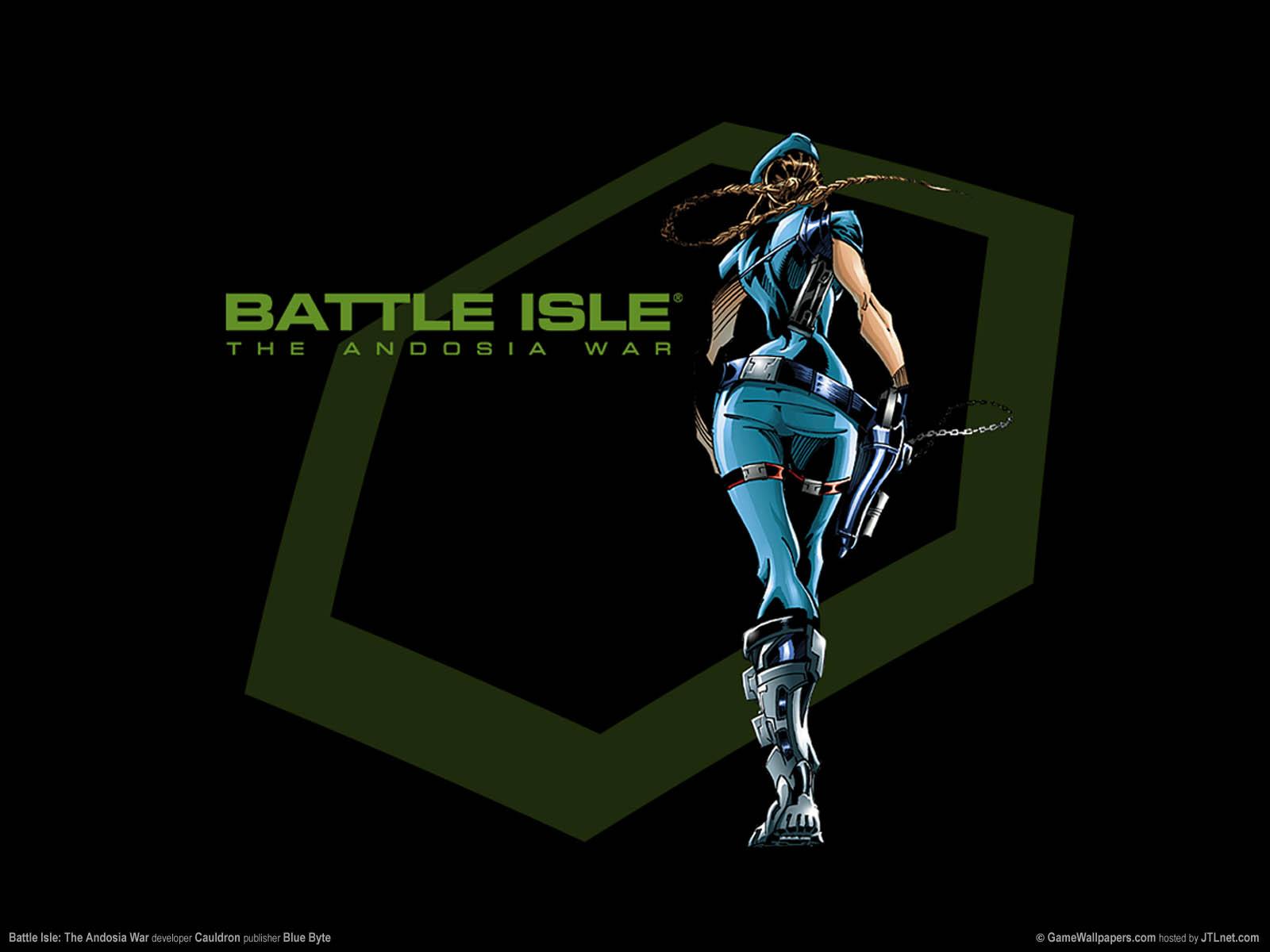 Battle Isle: The Andosia War wallpaper 01 1600x1200