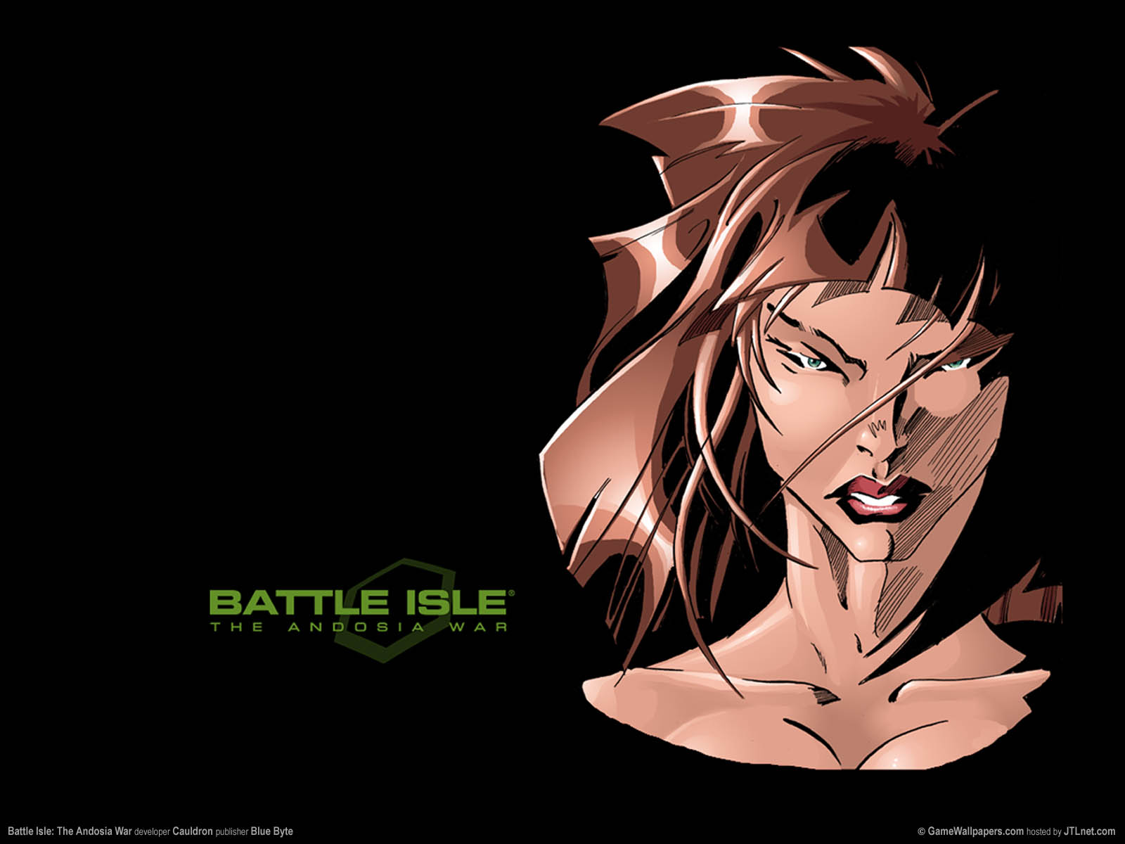 Battle Isle: The Andosia War wallpaper 02 1600x1200