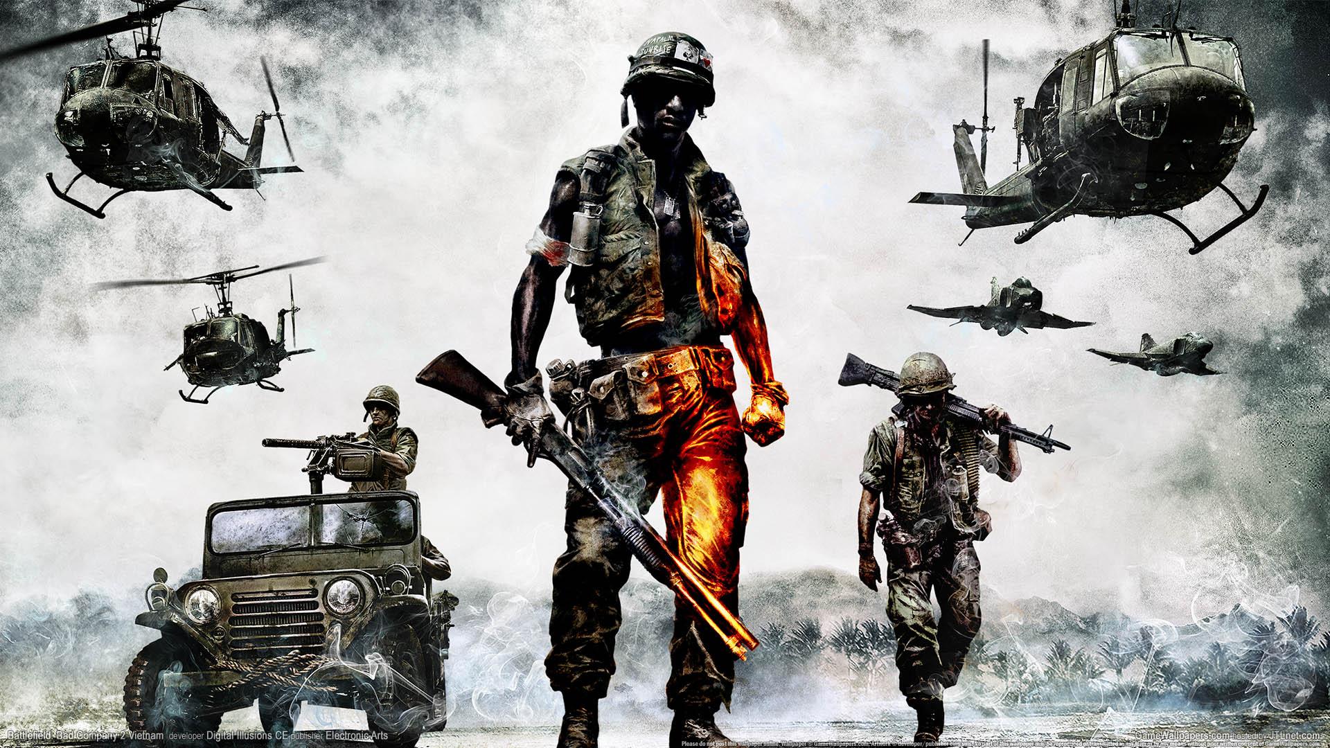 Battlefield: Bad Company 2 Vietnam Hintergrundbild 01 1920x1080
