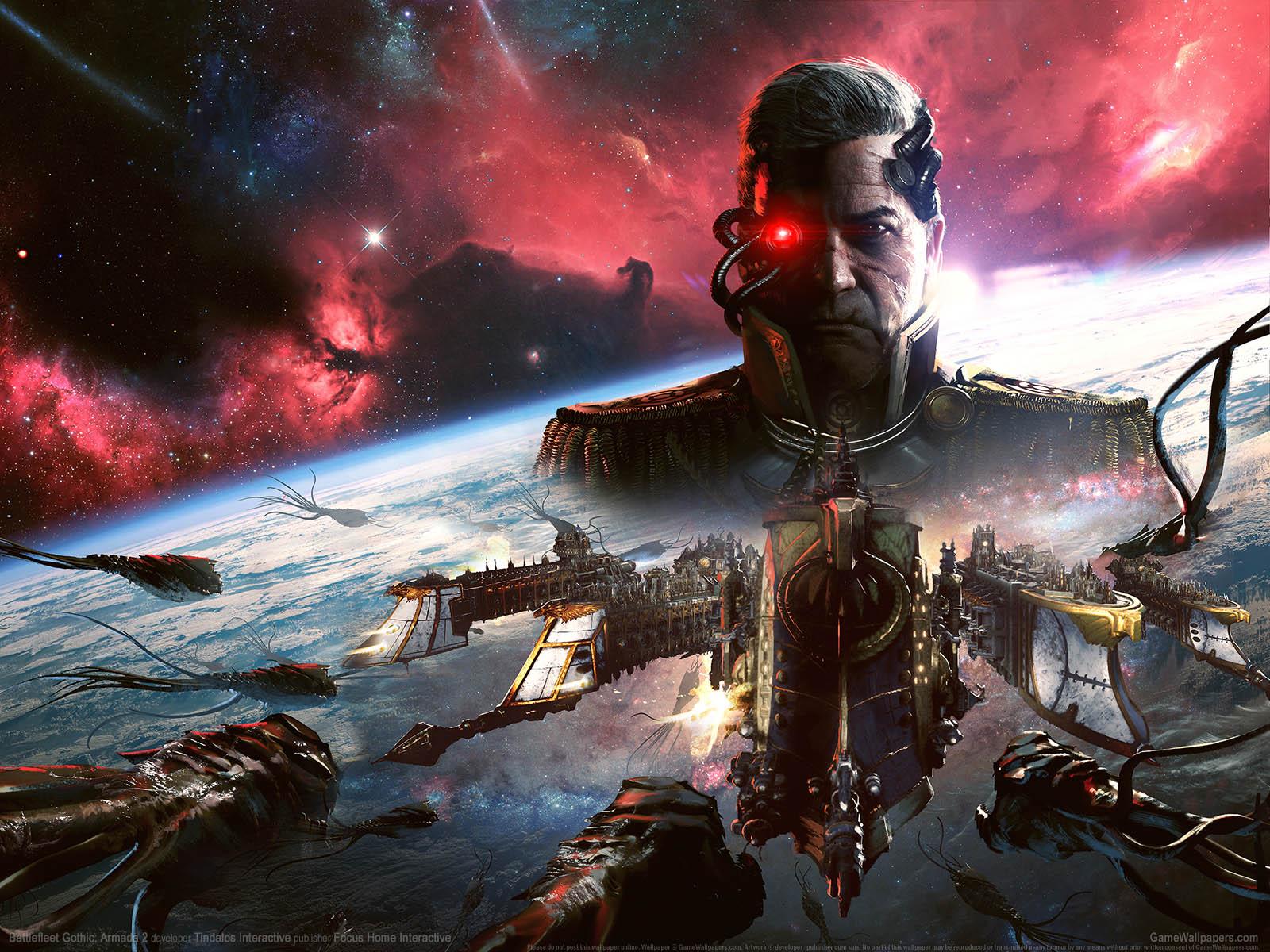 Battlefleet Gothic: Armada 2νmmer=01 achtergrond  1600x1200