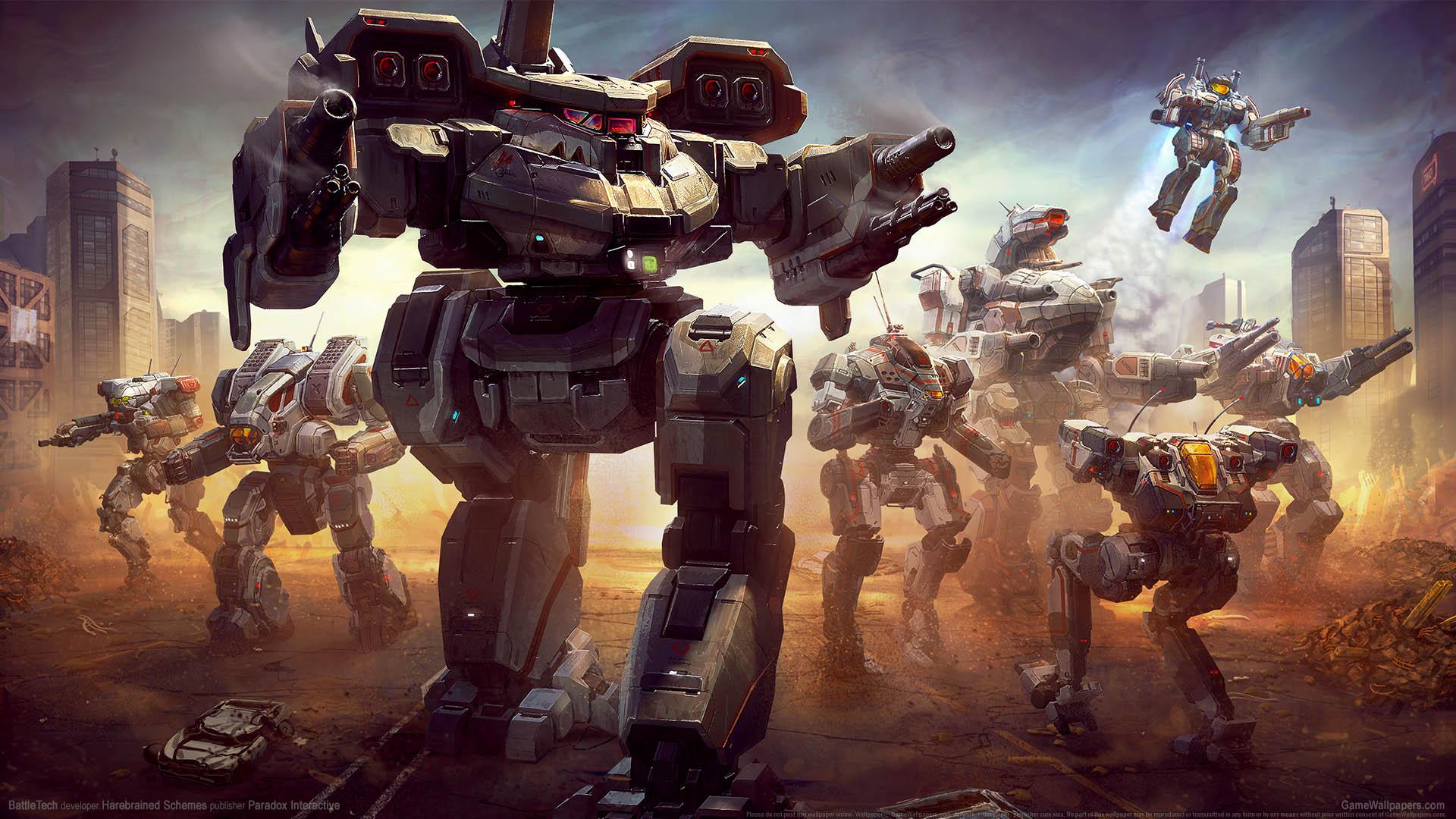 BattleTech fondo de escritorio 05 1920x1080