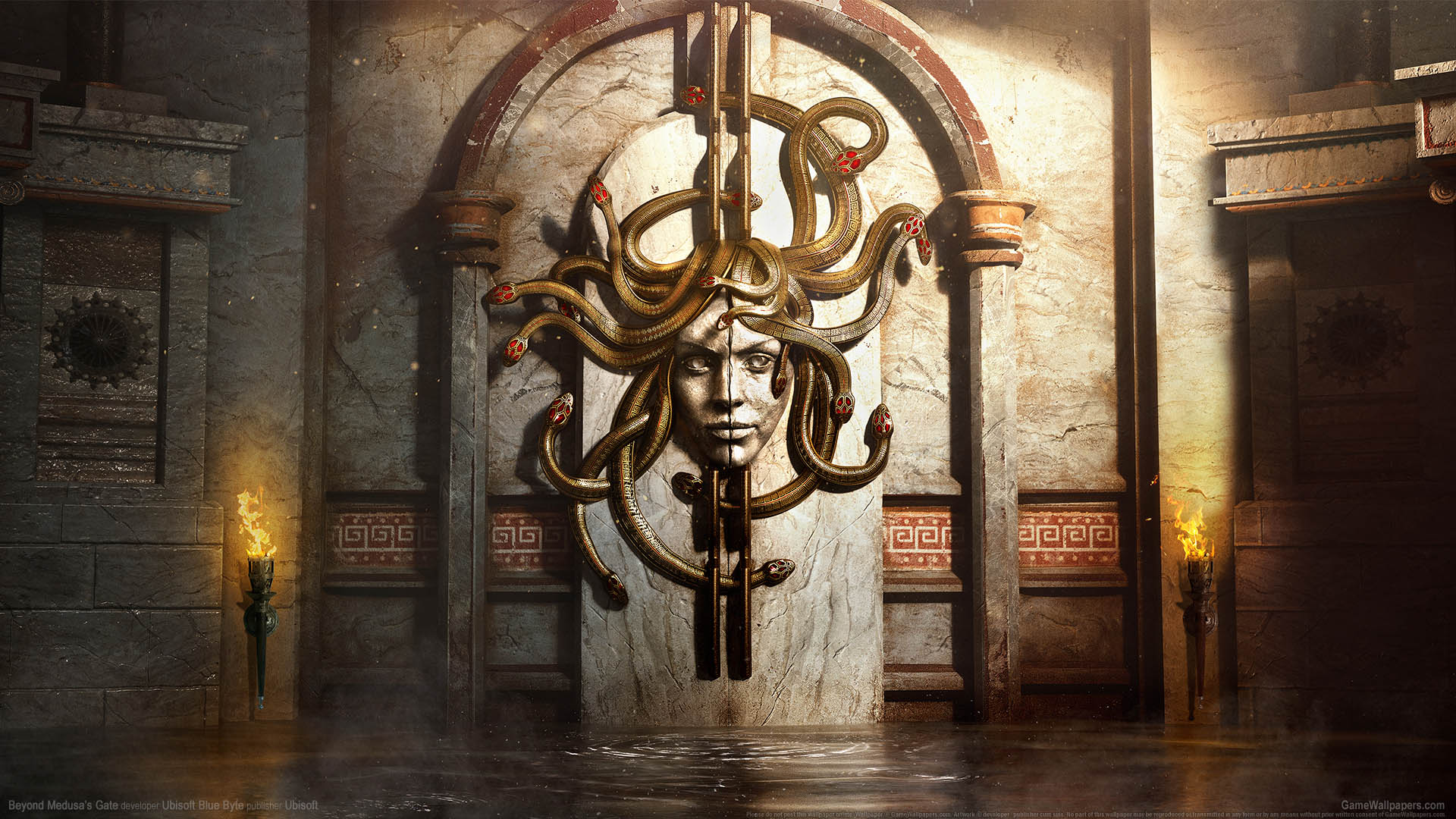 Beyond Medusa's Gate achtergrond 01 1920x1080