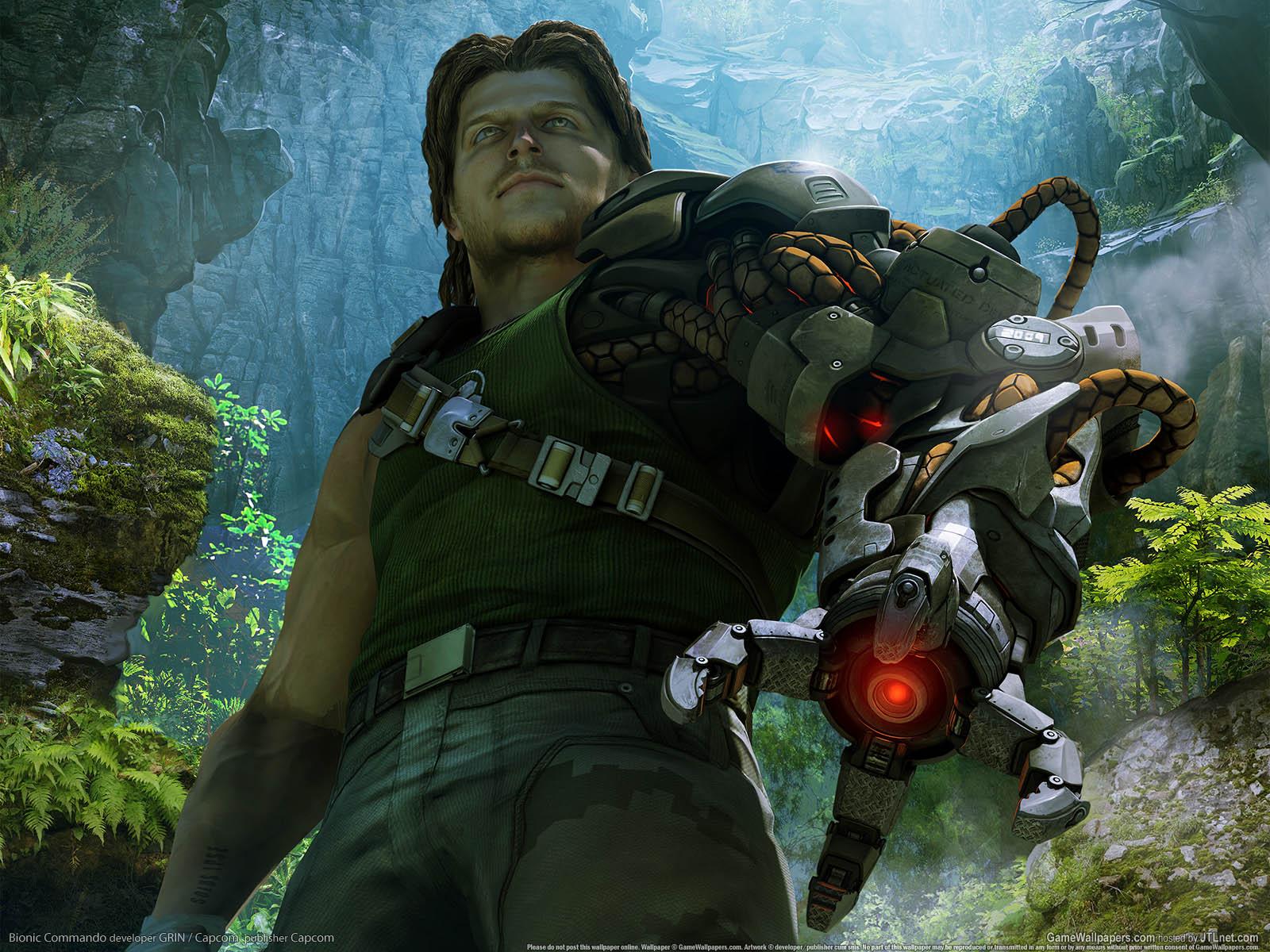 Bionic Commandoνmmer=03 achtergrond  1600x1200