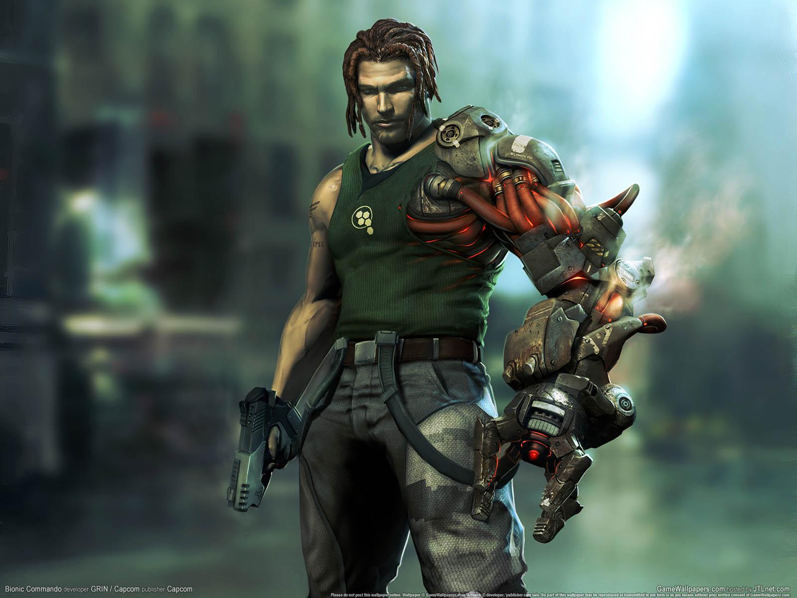 Bionic Commandoνmmer=05 achtergrond  1600x1200