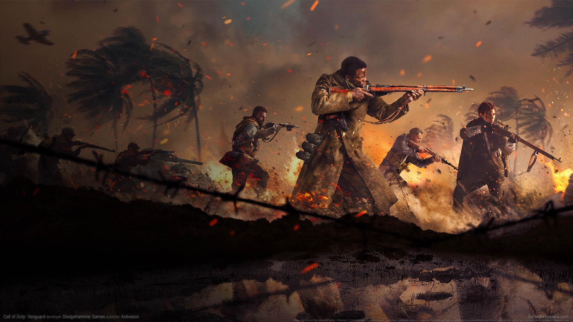 Call of Duty: Vanguard wallpaper 01 1920x1080