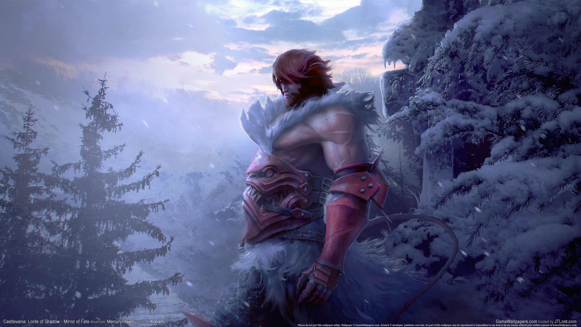 Castlevania: Lords of Shadow - Mirror of Fate Hintergrundbild 03 1920x1080