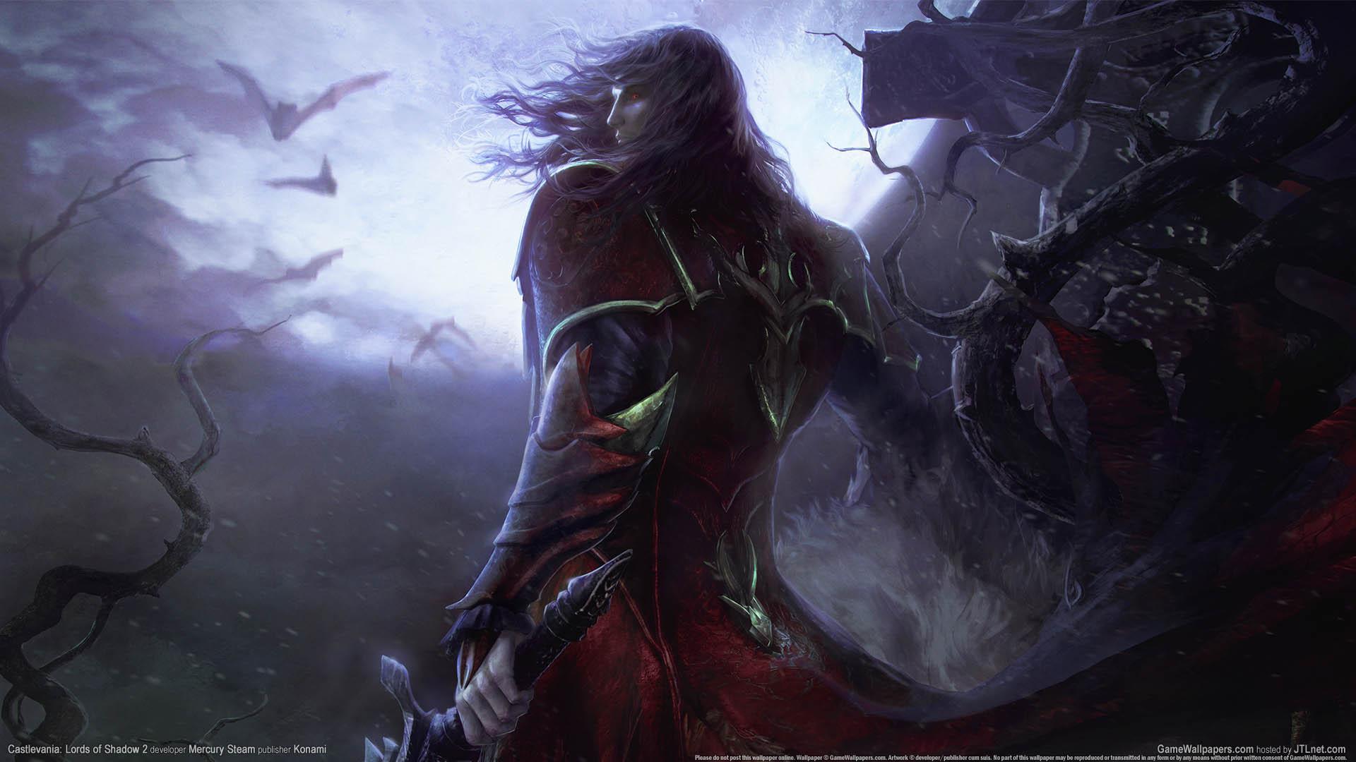 Castlevania: Lords of Shadow 2 Hintergrundbild 01 1920x1080