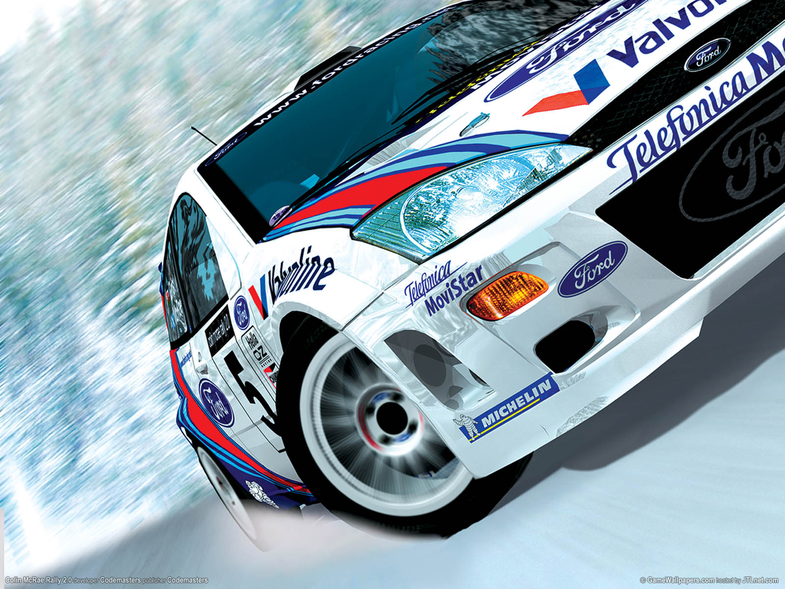 Colin McRae Rally 2.0νmmer=01 achtergrond  1600x1200
