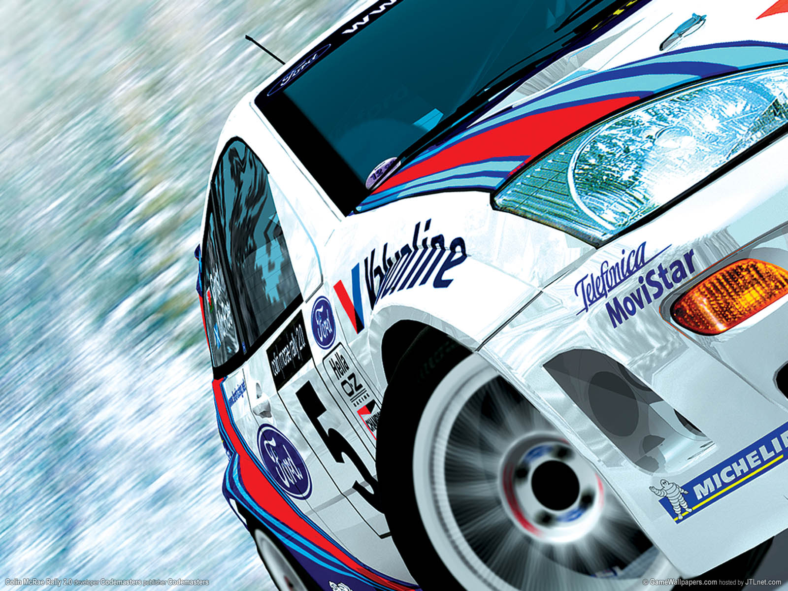 Colin McRae Rally 2.0νmmer=02 achtergrond  1600x1200