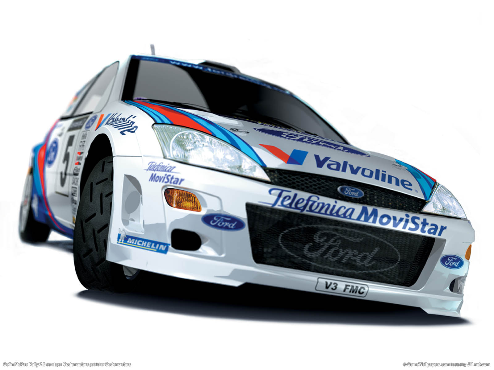Colin McRae Rally 2.0 wallpaper 03 1600x1200