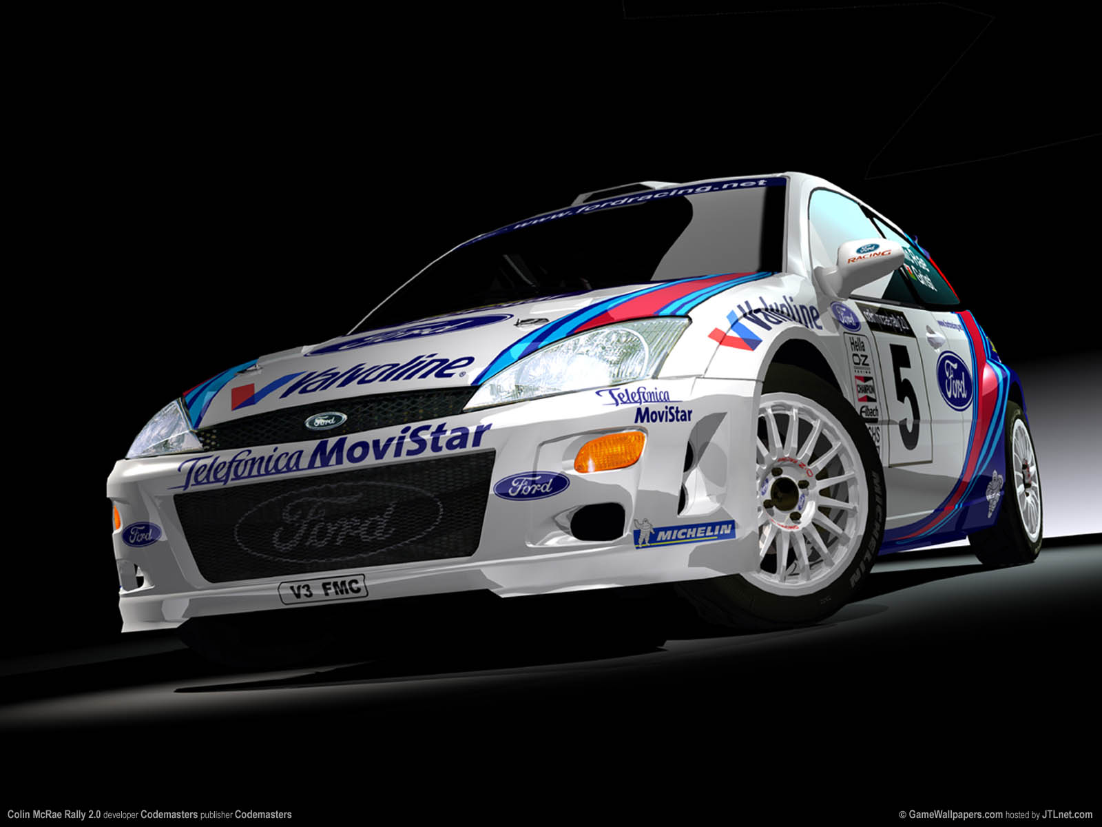 Colin McRae Rally 2.0 wallpaper 07 1600x1200