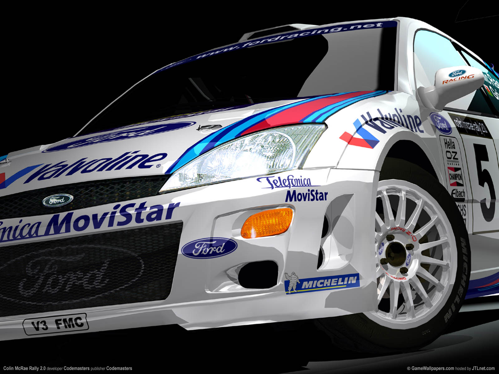 Colin McRae Rally 2.0νmmer=08 achtergrond  1600x1200