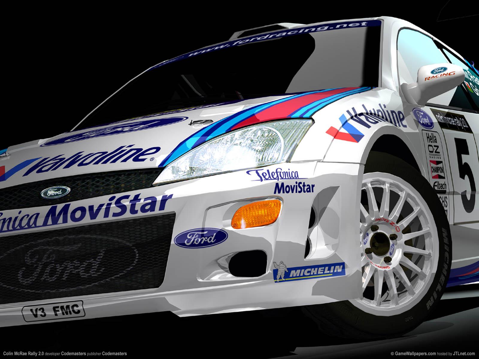 Colin McRae Rally 2.0 Hintergrundbild 08 1600x1200