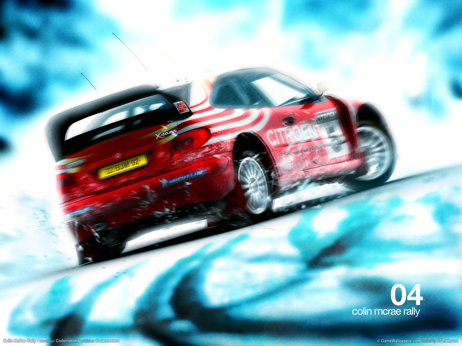 Colin McRae Rally 4 Hintergrundbild 05 1600x1200