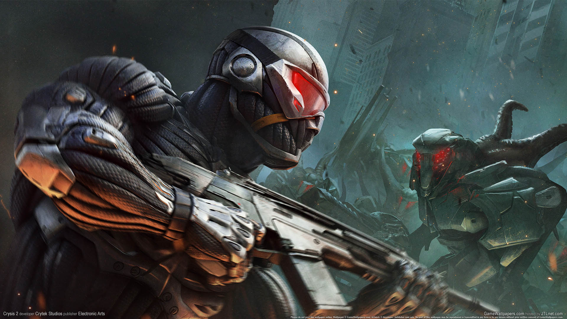 Crysis 2 wallpaper 12 1920x1080