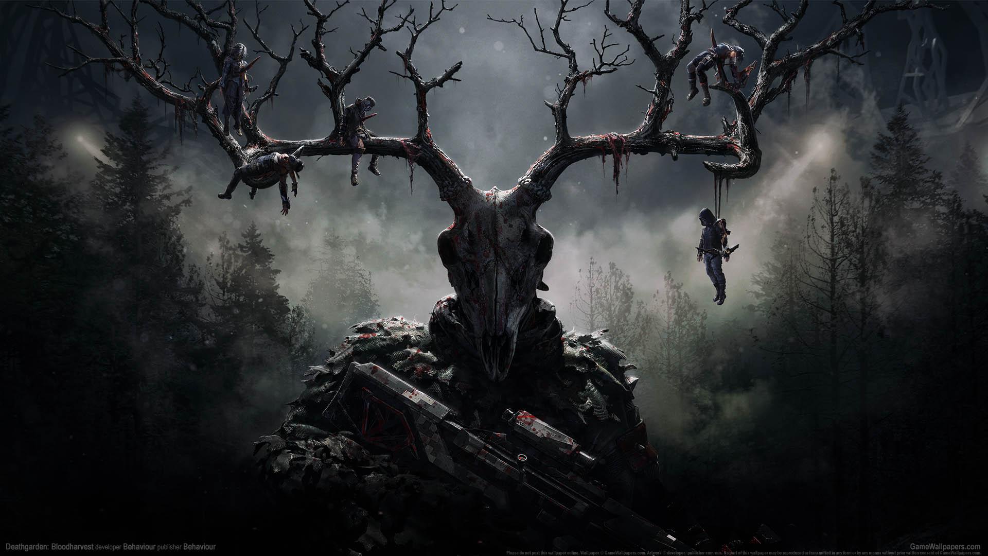 Deathgarden: Bloodharvest Hintergrundbild 01 1920x1080
