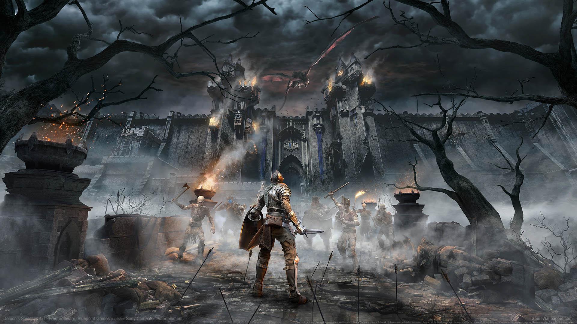 Demon's Souls 2020 wallpaper 01 1920x1080
