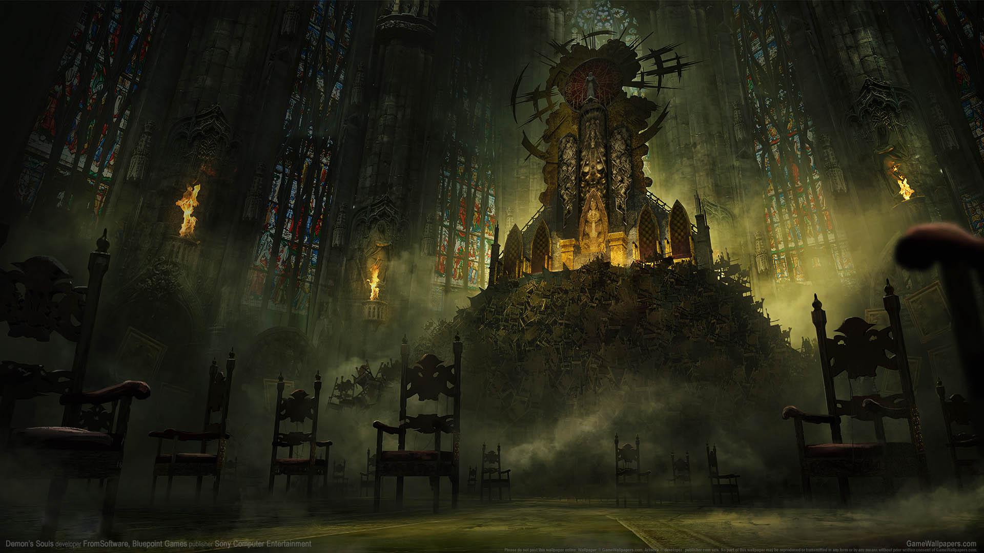 Demon's Souls 2020 fondo de escritorio 03 1920x1080