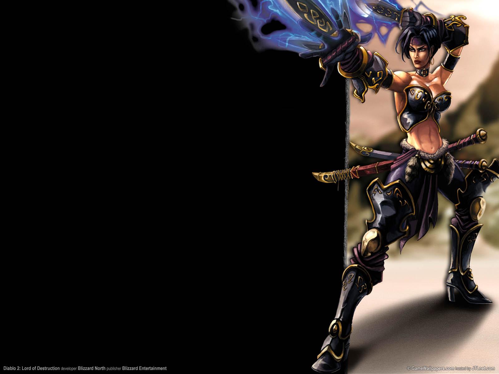 Diablo 2 Lord Of Destruction Wallpaper 01 1600x1200