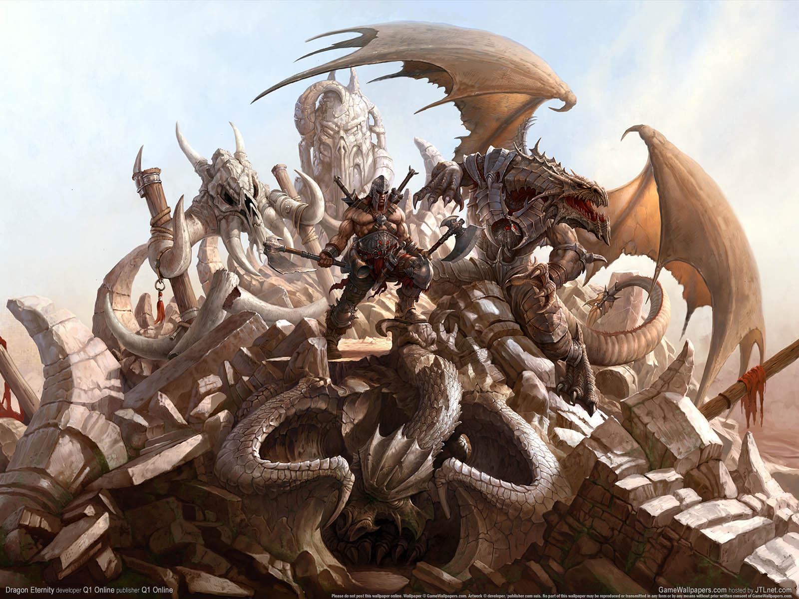 Dragon Eternityνmmer=02 achtergrond  1600x1200