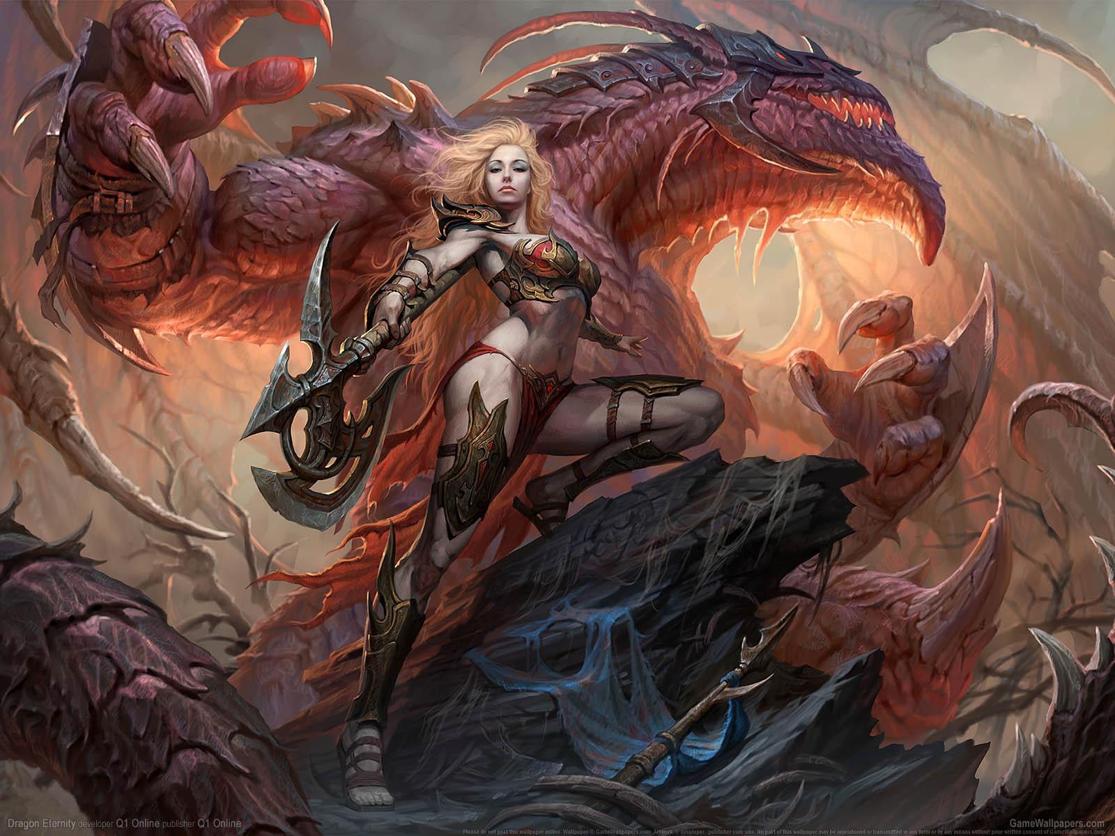 Dragon Eternityνmmer=03 achtergrond  1600x1200